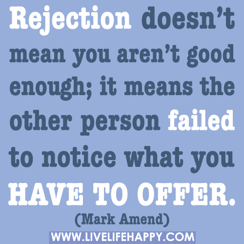 rejection quote[1]