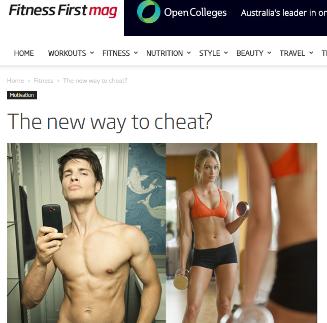fitness first magazine 2