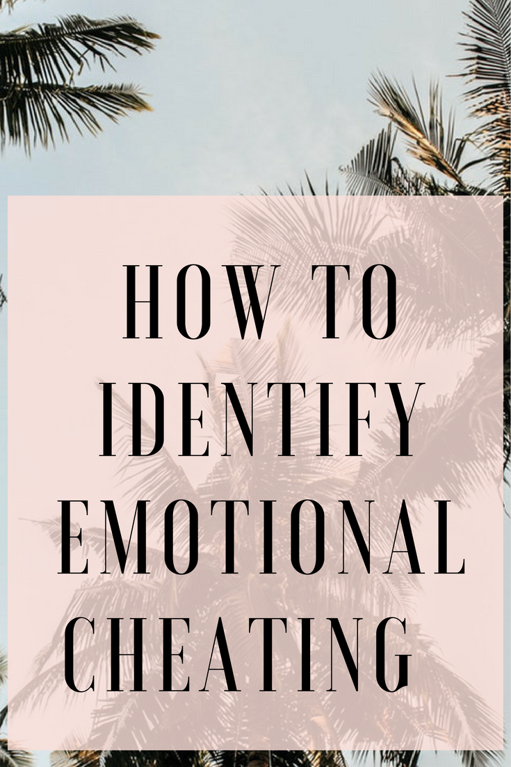 What does emotional cheating look like? Ask Renee!