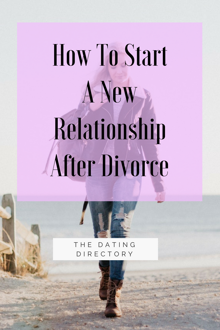 when is it too soon to start dating after divorce