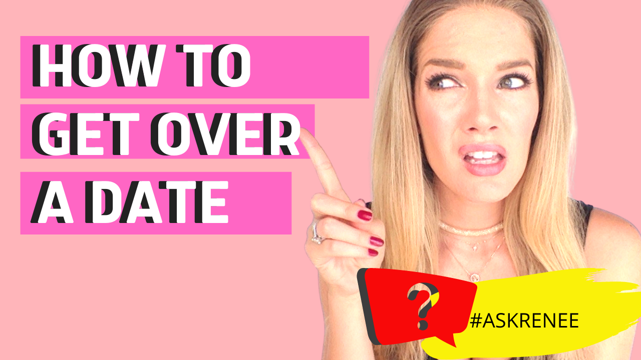 How To Get Over Someone You Only Dates Once